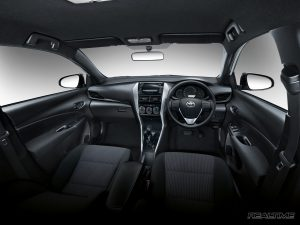 J Grade-Interior