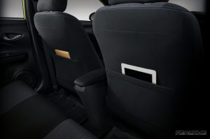 Rear Seat Pocket