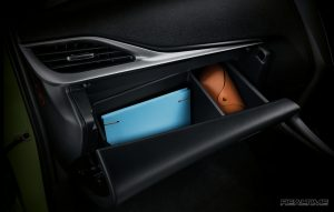 Upper Glove Box
